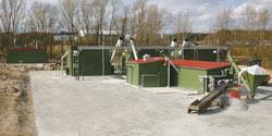 mineralit Biogasanlage