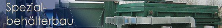 mineralit Spezialbehälterbau aus Polymerbeton