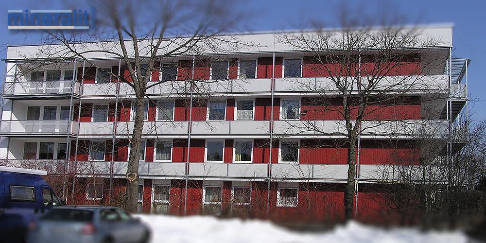 mineralit-Balkonbodenplatten