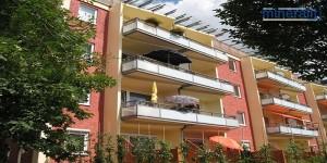 Balkonbelag zur Sanierung vorhandener Balkone