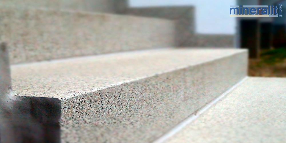 mineralit-Treppensanierung-Polymerbeton