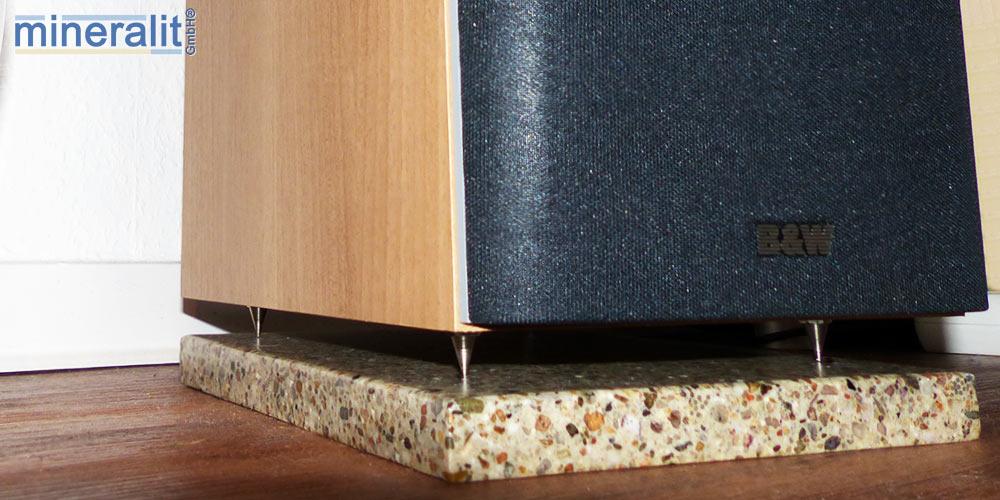 Lautsprecherunterlagen-aus-polymerbeton