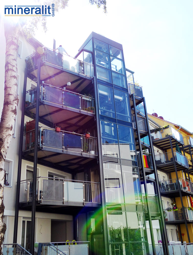 Balkonanbau Dachgärten Loggia