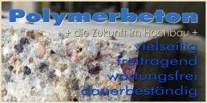 Polymerbeton Probekörper   mineralit GmbH