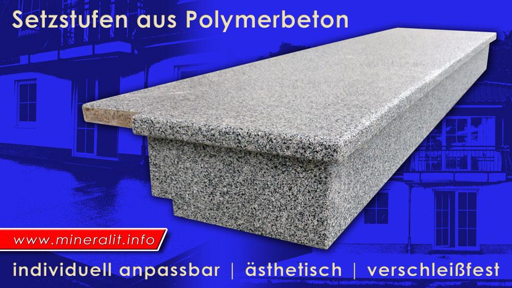 Außentreppensanierung treppensanierung mit treppenbelag aus verschleißfreiem polymerbeton