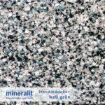 Standard Dekor für Plattenelemente aus Mineralit - hellgrün