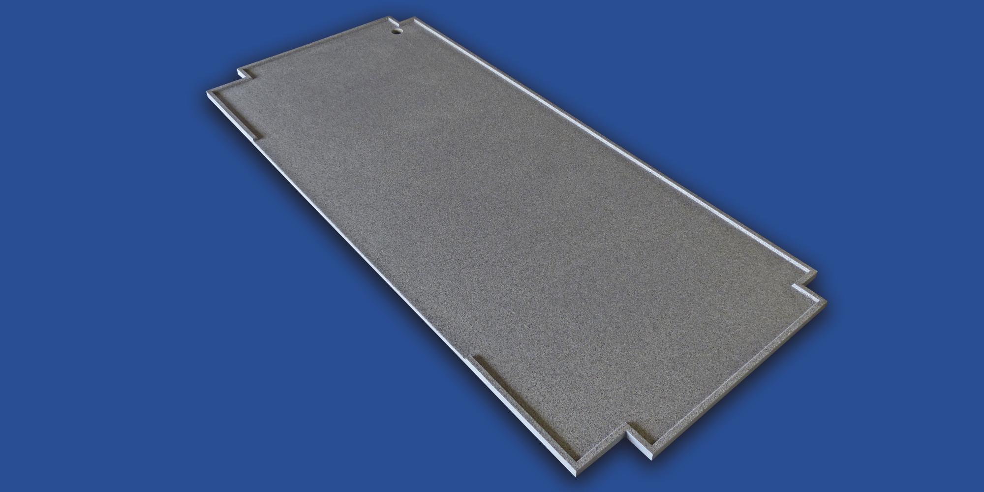 Bevorzugt Mineralit - Balkonbelag wasserdicht, verschleißfrei & individuell DJ72