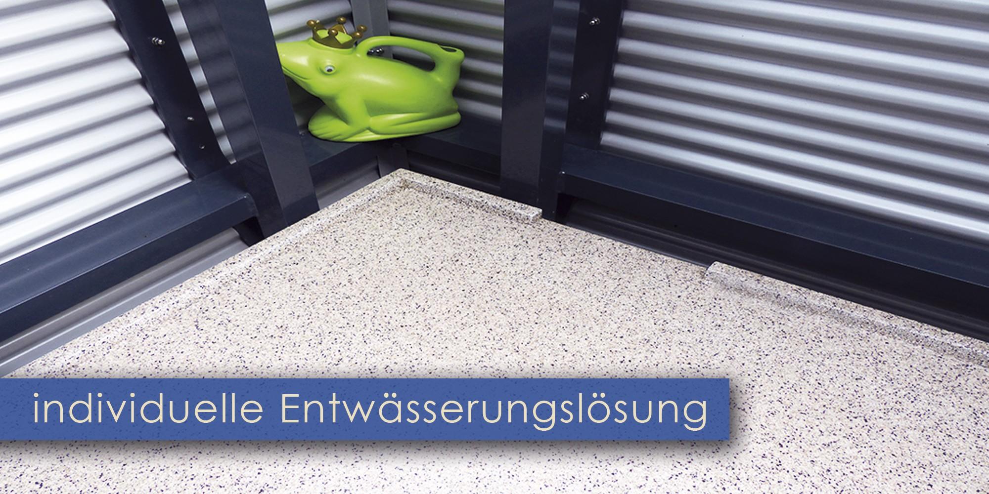 Turbo Mineralit - Balkonbelag wasserdicht, verschleißfrei & individuell ZU33