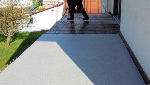 Balkonbelag Hochwertige Balkonsanierung Mit Mineralit