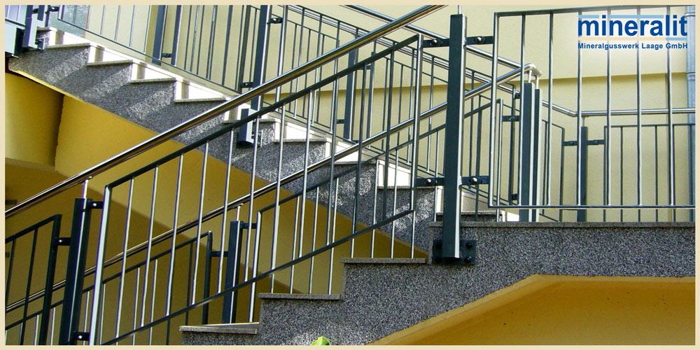nachhaltige Treppensanierung für vorhandene Treppenanlagen